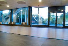 Objektplanung mit 3D Visualisierung Lichtkonzept, Fensterbeschriftung, Fensternischen Basketball Court, 3d, Design, Environment