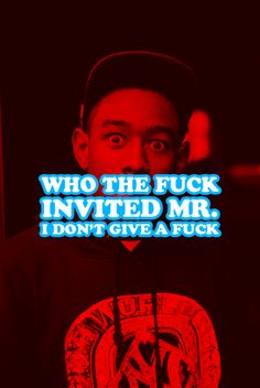 Sandwitches Tyler the Creator Favorite Words, Favorite Person, Lyric Quotes, Lyrics, Qoutes, Odd Future Wolf Gang, Tyler The Creator Wallpaper, I Am Legend, Forms Of Poetry