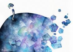 極光オーガンジー by ヒヅキカヲル(ヒヅキA) | CREATORS BANK http://creatorsbank.com/hi2ki_A/works/277162