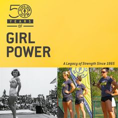 From Muscle Beach to Boot Camp, we've done #GirlPower since 1965. #TB