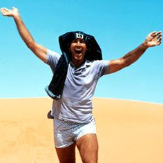 Chevy Chase, National Lampoon's Vacation | CHASING HIS DREAMS