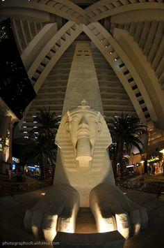 Luxor, Vegas :)