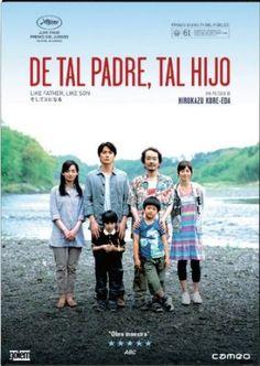 De tal padre, tal hijo [Vídeo-DVD] / una película de Hirokazu Kore-Eda