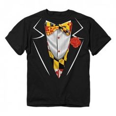 MD Flag Tux
