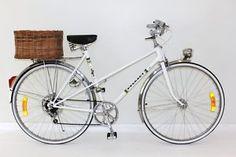 PEUGEOT VINTAGE Ladies Bicycle Retro Bike CLASSIC RIDE