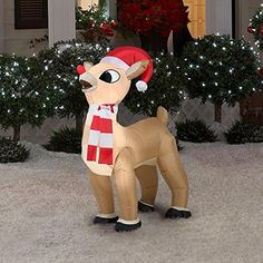 a17cf7d33e34b 39 Great Christmas Inflatables images