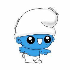 Kawaii Disney, 365 Kawaii, Arte Do Kawaii, Kawaii Chibi, Cute Chibi, Kawaii Art, Cute Disney, Cute Easy Drawings, Cute Kawaii Drawings