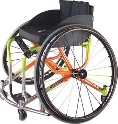 Mobility+ Elite Basketbal (Basketbal rolstoel Basketball wheelchair)