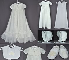keepsakes from your wedding dress - have your granchildrens christening gown made from your wedding dress.