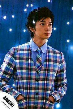 Matsumoto Jun of Arashi