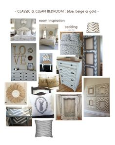 Simply Ciani: Master Bedroom Inspiration Boards