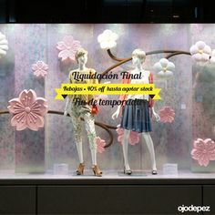 Vinilo Liquidación 057: Vinilos decorativos Liquidación Vinilos adhesivos vidrieras escaparates show window Window Display Wall Art Stickers wall stickers
