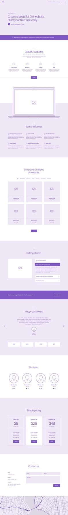 Welcome to Day 72 of our Divi 100 Marathon. Keep tuning in for 100 days in a row of awesome Divi resources as we count down to the amazing release of Divi 3.0 on the final day of the series!   Today we have the sequel to one of the most popular layout kits of the Divi 100 Marathon. Volume 2 of the...