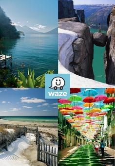 """Una domenica con Waze è sempre """"all'avventura""""!"""