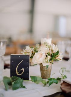 Photography: Sylvie Gil Photography - sylviegilphotography.com  Read More: http://www.stylemepretty.com/2015/03/26/romantic-fall-durham-ranch-wedding/