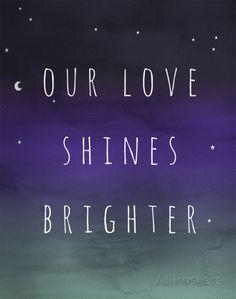 Our Love by Rebecca Peragine