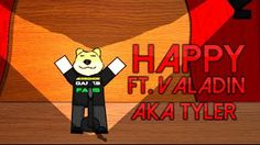 Happy Ft. Valadin (Bereghostgames Animated) - YouTube