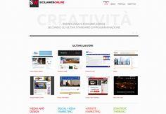 Sicilia Web Online nel Comiso, Sicilia