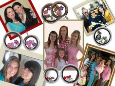 How cute are these mother-daughter lockets that you can personalize? I order from here often and have always received my items within 3 days of when the order was placed. So fast! Buy online at www.ourheartsdesire.com/jenn #OHD #MothersDay #JustSayIt