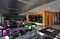 Bánáti + Hartvig Architect Studio | Canteen of Dunaujvaros
