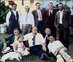 Al Capone and His Family | Capone's family