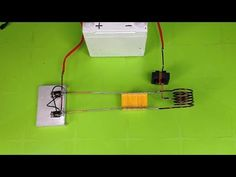 DIY simple induction heater - YouTube