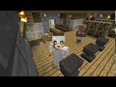 Minecraft | Un PNJ tourne en rond dans la maison et il tourne toujours.