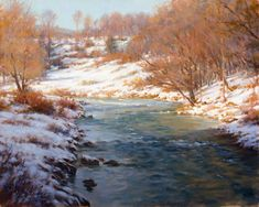 portfolio of the oil landscape paintings and prints of artist John MacDonald of the Berkshires in Williamstown Massachusetts. Beautiful Landscape Paintings, Landscape Drawings, Landscape Art, John Mcdonald, Painting Snow, Snow Art, Winter Scenery, Pastel, Winter Landscape
