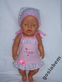 Baby Born Clothes, Bitty Baby, American Girl, Doll Clothes, Harajuku, Couture, Dolls, Sewing, Knitting