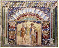 Римская и византийская мозаика