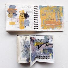 Colour studies by Je