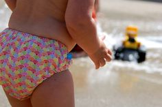 Honest Swim Diapers - Natural Waterproof Diaper - The Honest Company