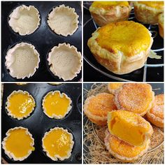 Alquimia dos Tachos: Suspiros de Amantes Magic Cake Recipes, Portuguese Recipes, Portuguese Food, Pie Cake, Pie Dessert, Mini Desserts, Pavlova, Coco, Waffles