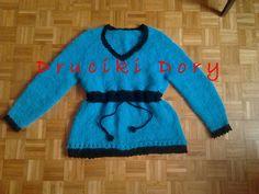 jumper / sweter / druty / knitting / Druciki Dory