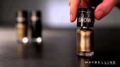 Tutorial #HalfMoon - ¡Seguí paso a paso el tutorial y pintá tus uñas Half Moon con #CandeVetrano! #NailArt #ColorShow
