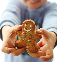 Gingerbread Cookies, Html, Desserts, Blog, Instagram, Cooking Recipes, How To Make Cookies, Christmas Foods, Past Tense
