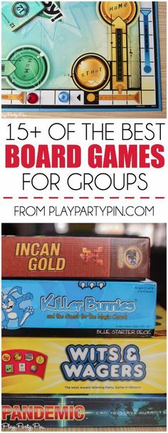 best board games for 8 players in mexican