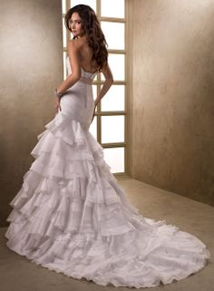 Large View of the Brielle Bridal Gown