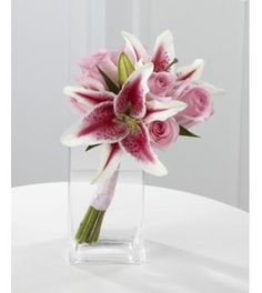 stargazers are my favorite flower, and they must be in my wedding