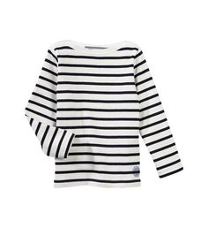 A wardrobe staple for every child- the classic marinière from Petit Bateau 0d59280c964