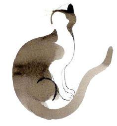 artemisdreaming:  Cat Aurore de la Morinerie