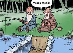 You're a jerk Moses - 9GAG