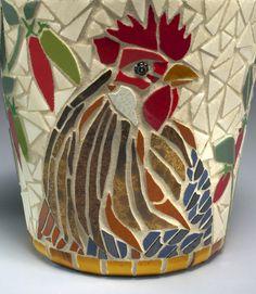 metallic mosaic art - Google Search