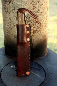 Sheath I Made by dog.breath, via Flickr
