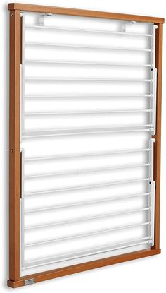 Arredamenti Italia AR_IT- 608 KLAUS the only drying rack for heated towel rails, finishing cherry wood. Wall Drying Rack, Drying Room, Drying Rack Laundry, Clothes Drying Racks, Laundry Room Organization, Laundry Room Design, Laundry In Bathroom, Interior Doors For Sale, Guest Room Office