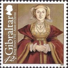King Henry VIII - Anne of Cleves