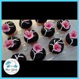 Sweet 16 Cherry Blossom Cupcakes