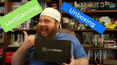 LootGaming Unboxing July 2016 - Stranded