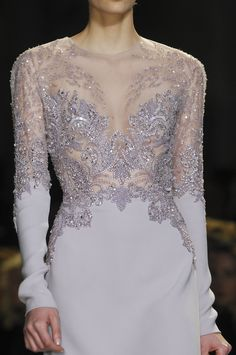Elie Saab Spring 2013 Haute Couture.