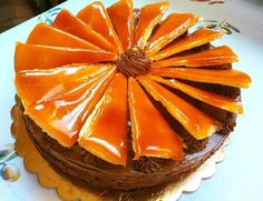Nutella, Essie, Food And Drink, Cake, Frostings, Gardening, Caramel, Pie Cake, Cakes